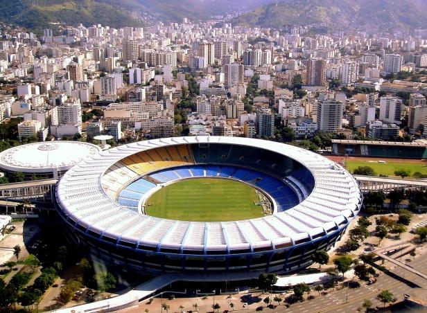 Maracana Stadium in Rio