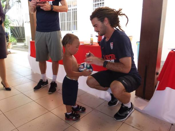 Daniel and Kyle Beckerman