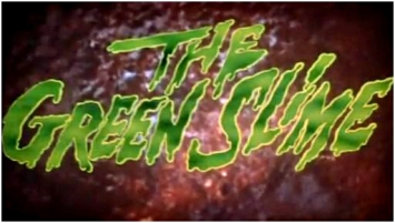 Green Slime Title