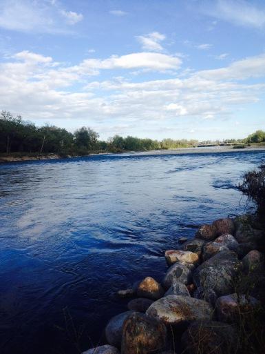 river - 1