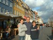 Nyhavn, Copenhagen, Denmark June 2003